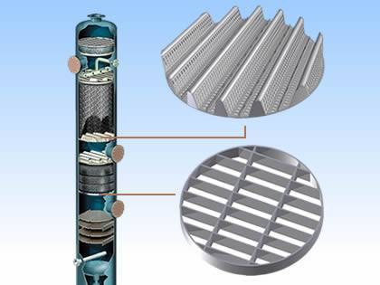 Liquid and Gas Filtering - Demisters, Random & Structured Packing